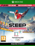 Steep™ Winter Games Edition