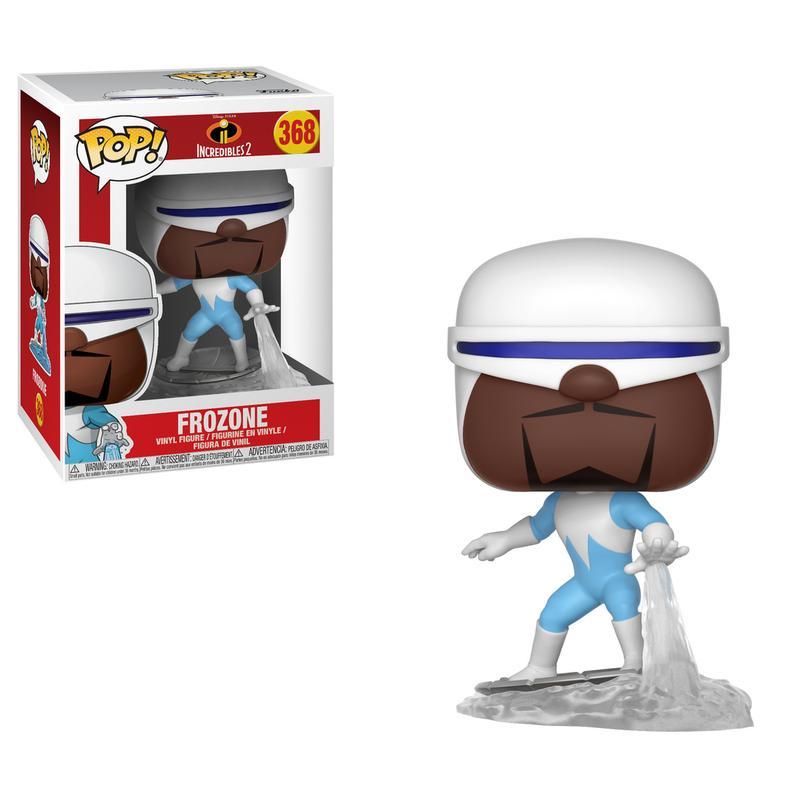 Pop! Disney: Incredibles 2 - Frozone