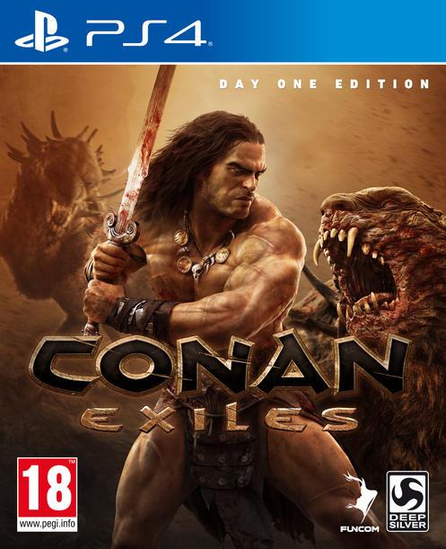 Conan Exiles [Day One Edition]