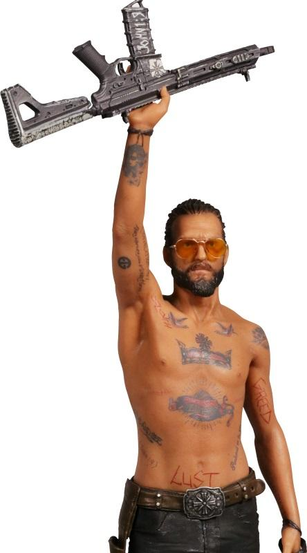 Far Cry 5: The Father's Calling Statue