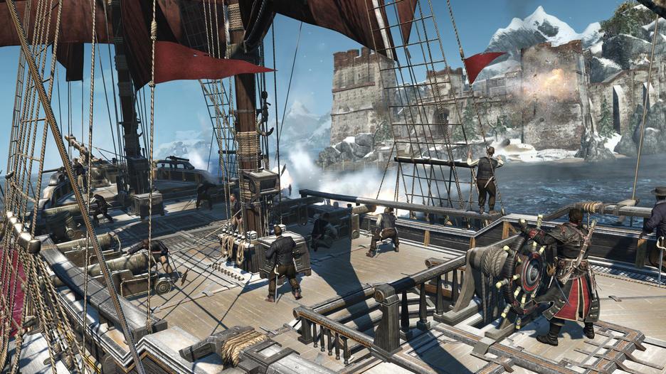 Assassins Creed Rogue Remastered