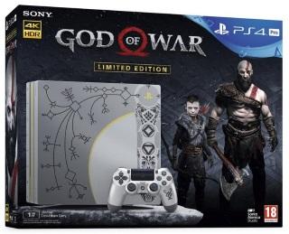 Playstation 4 Pro 1TB God of War Limited Edition Konsol