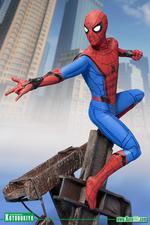 Marvel: Spider-Man Homecoming - Spider-man Artfx Statue