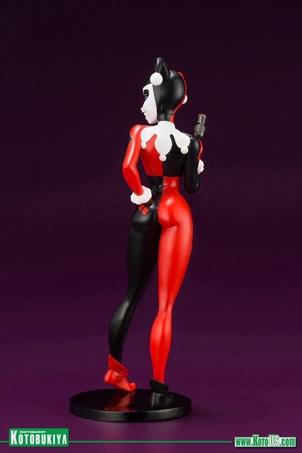 Batman The Animated Series - Harley Quinn Artfx+ Statue