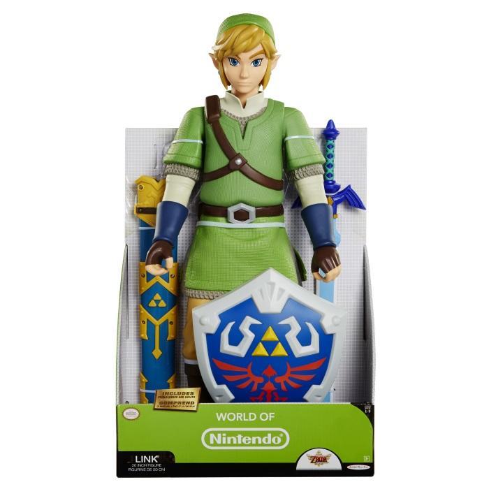 World of Nintendo: The Legend of Zelda - Link 50cm Figure