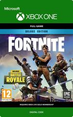 Fortnite - Deluxe Founder's Pack Til Xbox One