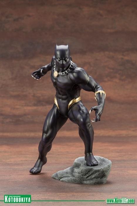 Marvel: Universe Black Panther - Black Panther Artfx+ Statue
