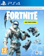 Fortnite: Deep Freeze Bundle Til PS4