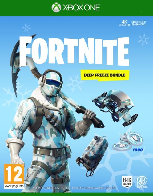 Fortnite: Deep Freeze Bundle Til Xbox One