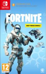 Fortnite: Deep Freeze Bundle Til Switch