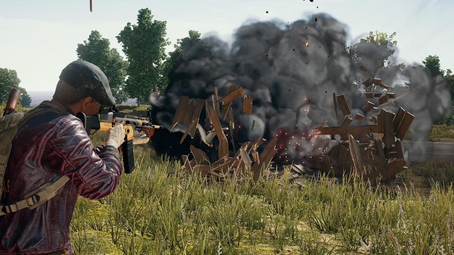 Player Unknown's Battlegrounds