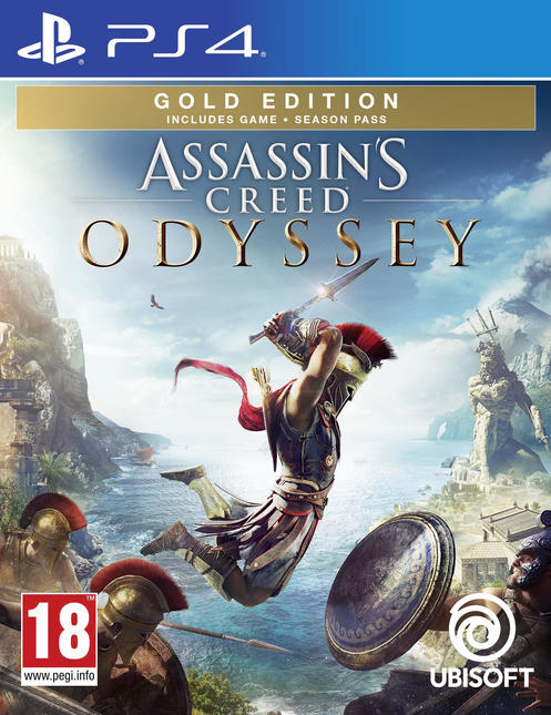 Assassins Creed: Odyssey Gold Edition