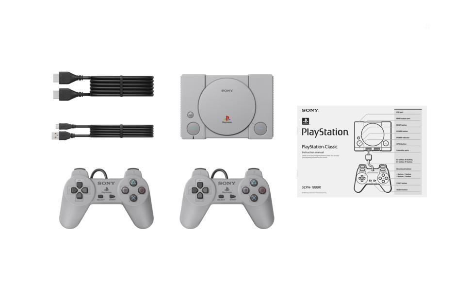 PlayStation® Classic Konsol