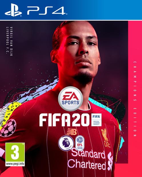 Fifa 20 Champions Edition