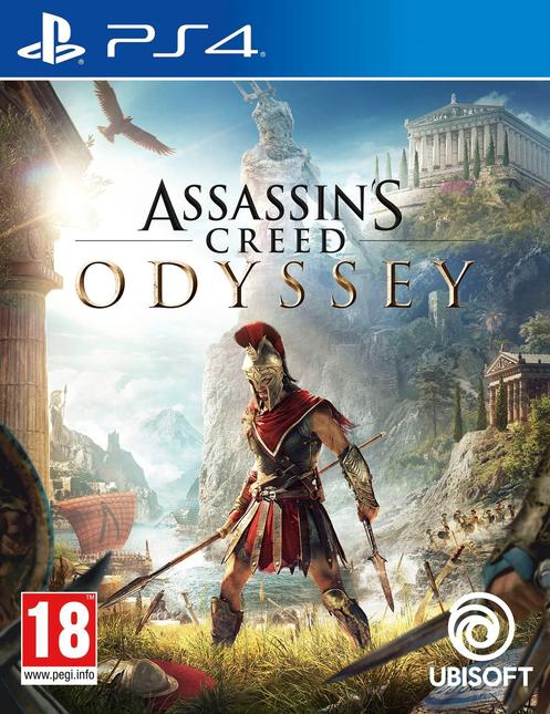 Assassins Creed Odyssey: Omega Edition [GameStop Exclusive]