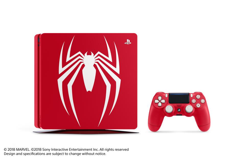 PlayStation®4 1TB Marvel's Spider-Man Limited Edition Konsol