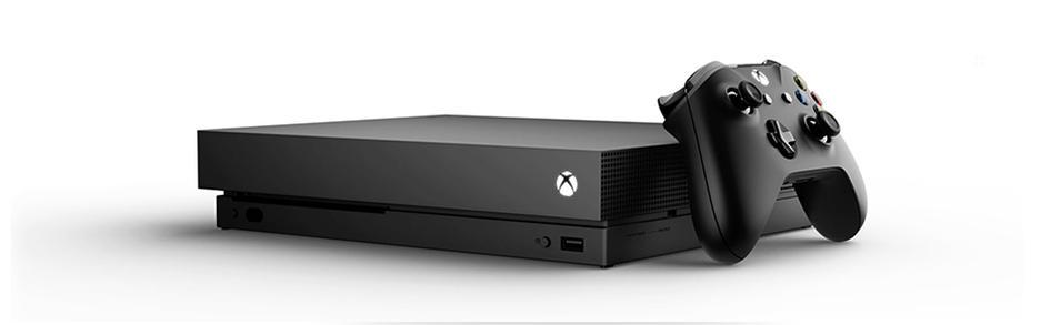 Xbox One X 1TB Konsol og Forza Horizon 4