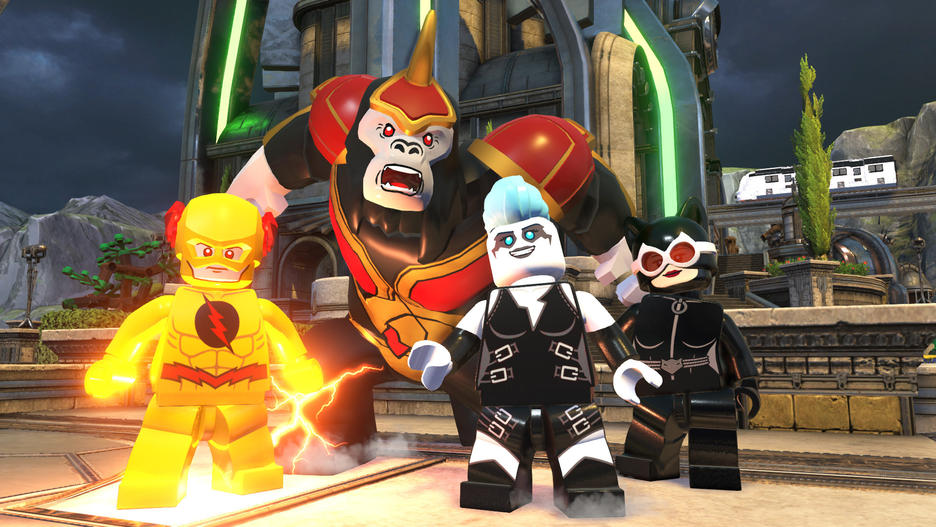 LEGO® DC Super-Villians