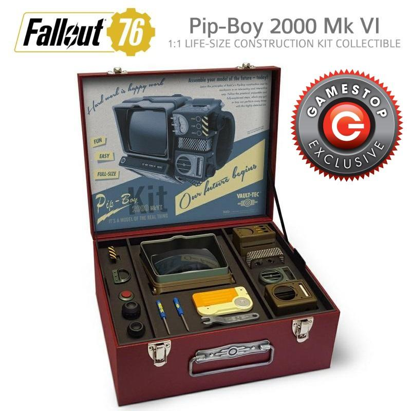Fallout 76 Pip-Boy 2000 Mk VI [GameStop Exclusive]