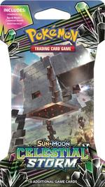 Pokémon TCG: Sun and Moon Celestial Storm Booster