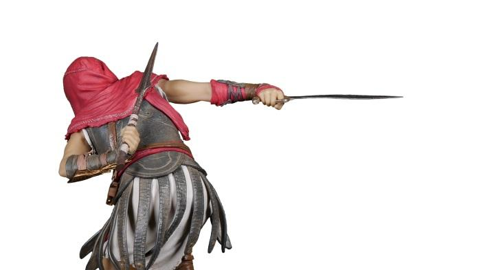 Assassin's Creed® Odyssey: Kassandra Figurine