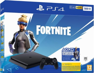 Playstation 4 500GB Console & Fornite