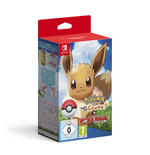 Pokémon™: Let's Go, Eevee! + Poké Ball Plus
