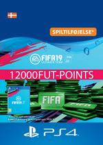 FIFA 19 Ultimate Team™ - 12000 FUT-Points Til PS4