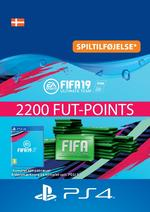 FIFA 19 Ultimate Team™ - 2200 FUT-Points Til PS4
