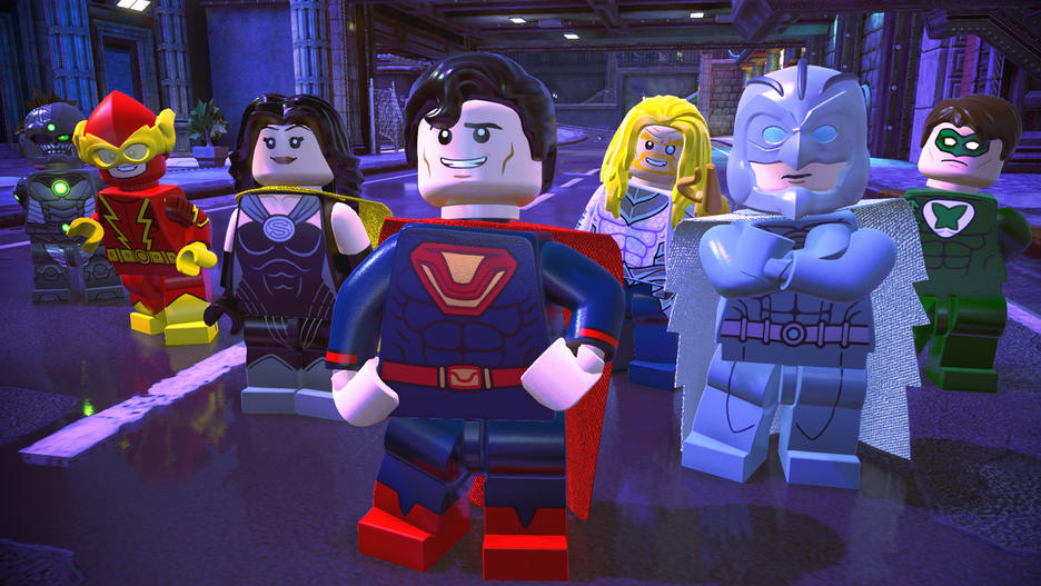 LEGO® DC Super-Villians Deluxe Edition