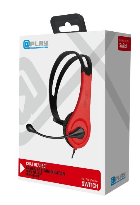 At Play: Wired Headset For Nintendo Switch