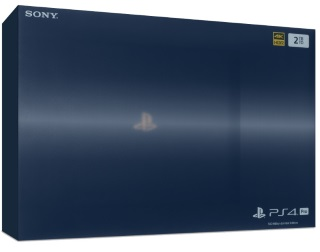 PlayStation®4 Pro 500 Million Limited Edition Console