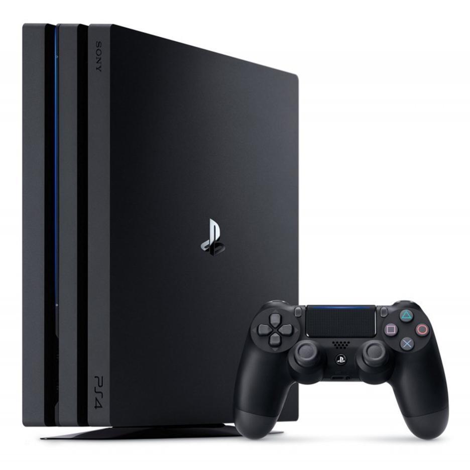 PlayStation®4 Pro 1TB Konsol og Marvel's Spider-Man