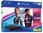 Playstation 4 1TB Konsol og Fifa 19 Champions Edition