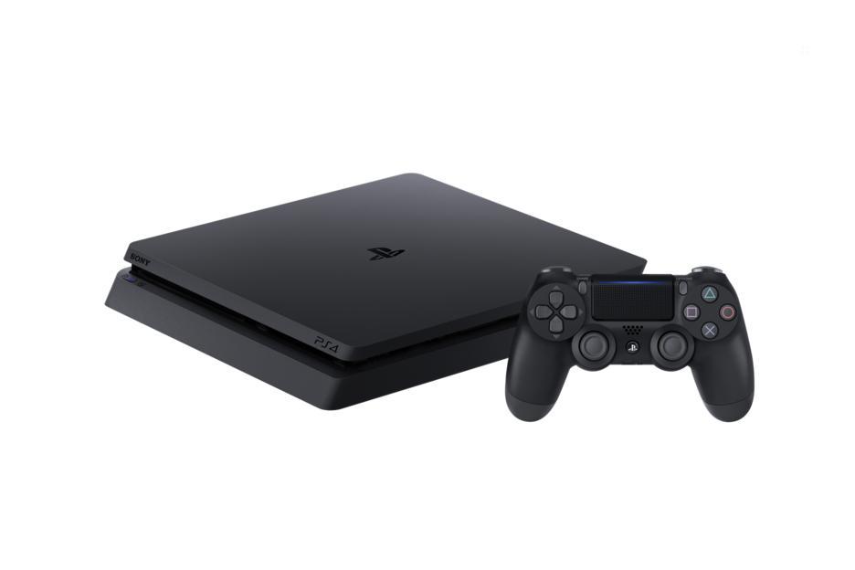 Playstation 4 1TB Konsol og Fifa 19