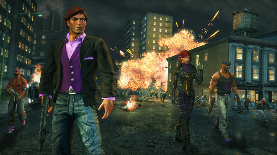 Saints Row®: The Third™ - The Full Package