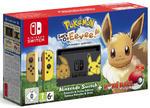 Nintendo Switch Pokémon Let's Go Eevee Konsol