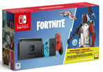 Nintendo Switch™ Red/Blue Konsol og Fortnite