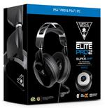Turtle Beach® Elite Pro™ 2 + SuperAmp™ Pro Performance Gaming Audio System til PS4 & PC