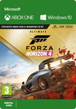 Forza Horizon 4 Ultimate Edition Til Xbox One