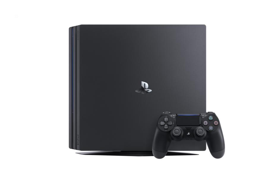 PlayStation®4 Pro 1TB Konsol og Call of Duty®: Black Ops 4