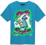 Fortnite: Brite Bomber Llama T-Shirt
