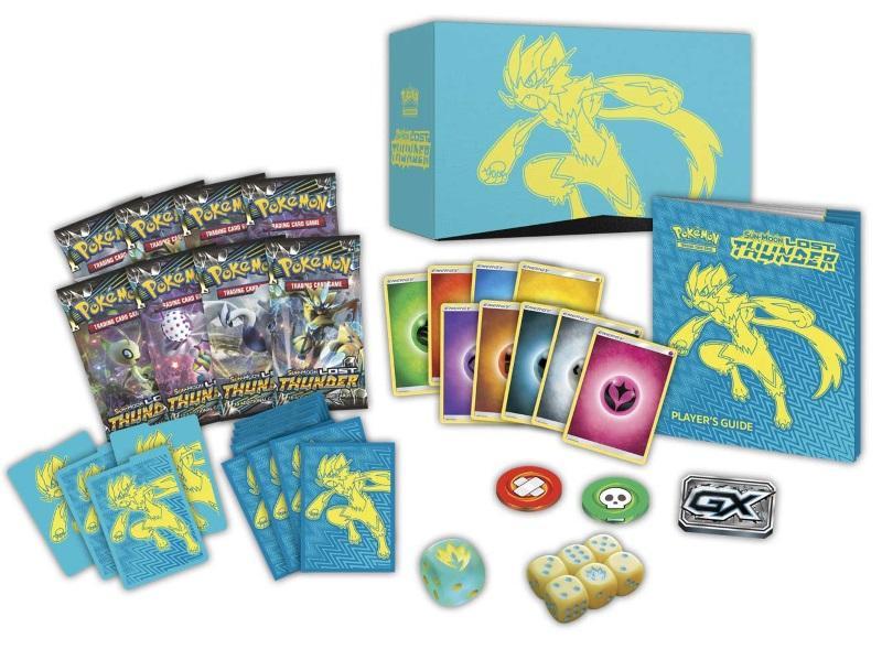 Pokémon TCG: Lost Thunder Elite Trainer Box