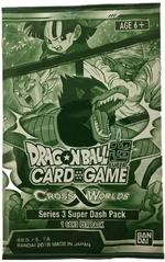 Dragon Ball Super Card Game: Cross Worlds Booster Pack