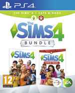 The Sims™ 4 & The Sims™ Cats & Dogs Bundle