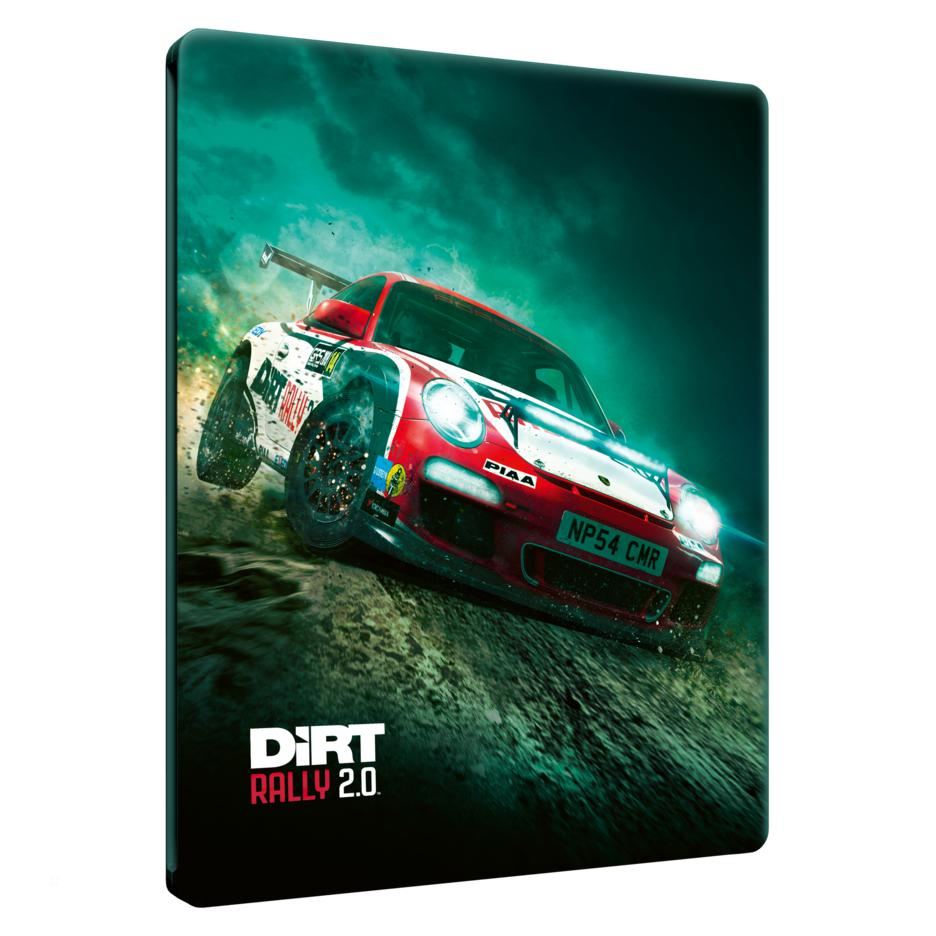 dirt rally 2 0 deluxe edition gamestop. Black Bedroom Furniture Sets. Home Design Ideas