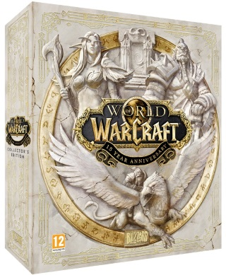 World of Warcraft: 15th Anniversary Collectors Edition