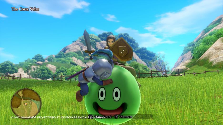 Dragon Quest XI: Echoes of an Elusive Age Definitive Edition
