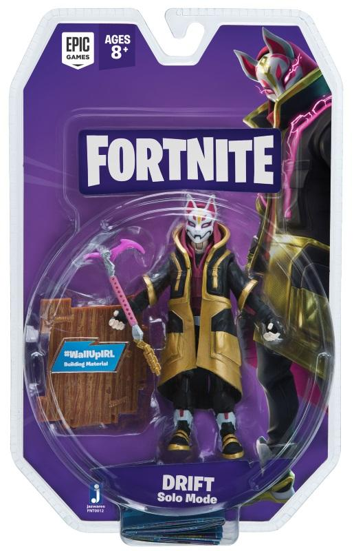 Fortnite: Solo Mode Figure 1 Figure Pack - Drift