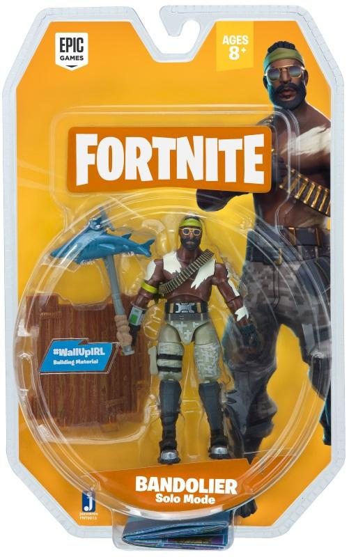 Fortnite: Solo Mode Figure 1 Figure Pack - Bandolier